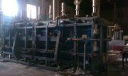 Оборудование для производства блочного пенополистирола(Блочная машина)
