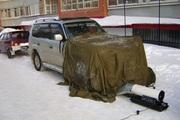 Отогрев автомобилей в Томске